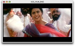 kajol as anjali in k3g