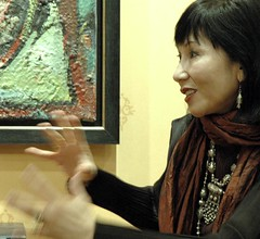 Amy Tan interview