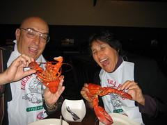 lobster attack