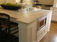 Marble Counter Top by Custom Marble and Design