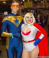 Motor City Comic Con B45