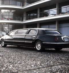 1999 lincoln town car stretched limousine 1 18 diecast by sunstar paulbusuego tags [ 1024 x 768 Pixel ]