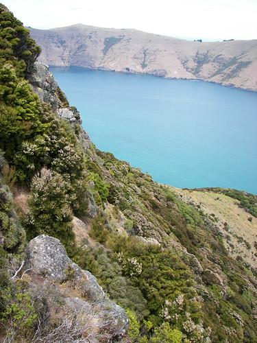 Akaroa Hiking Banks Peninsula