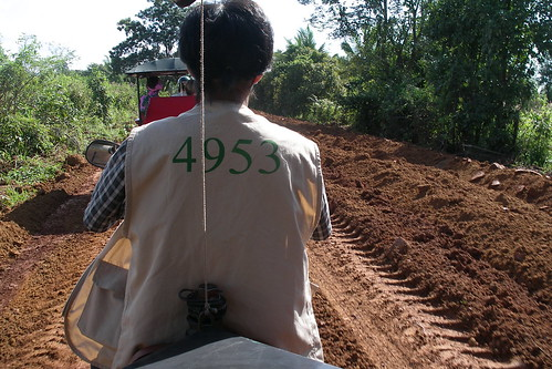 a good cambodian road!
