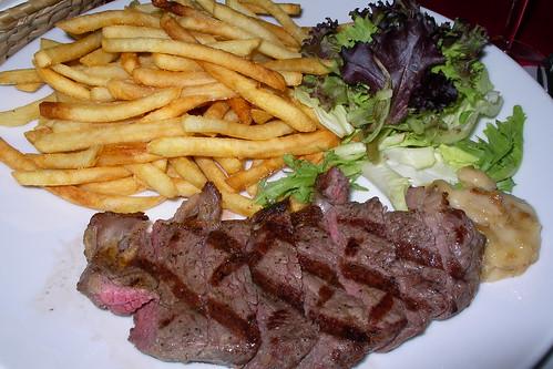 steak fritte