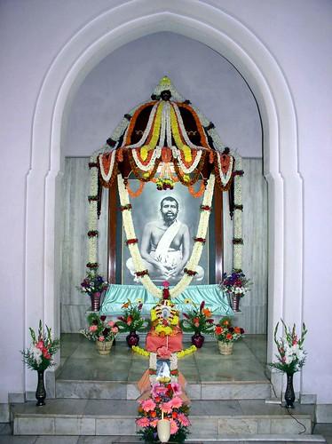 Sri Ramakrishna Paramahamsa - Sri Ramakrishna Ashrama, Mysore by Chetan Hegde M