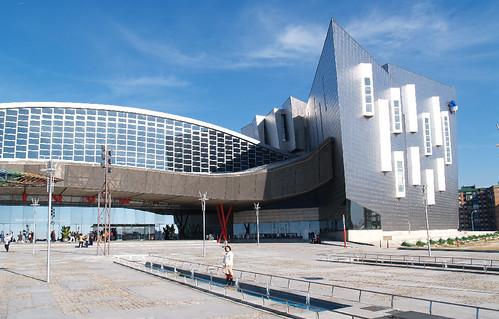 Palacio de los Congresos, Malaga