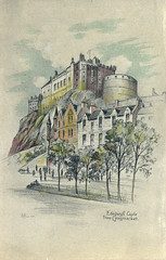 "Edinburgh Castle From Grassmarket • <a style=""font-size:0.8em;"" href=""http://www.flickr.com/photos/36664261@N05/32604356652/"" target=""_blank"">View on Flickr</a>"