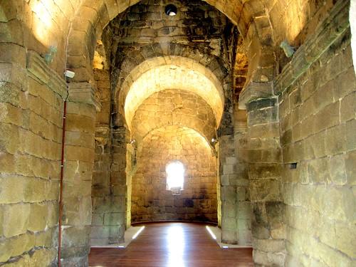 Interior de Melque