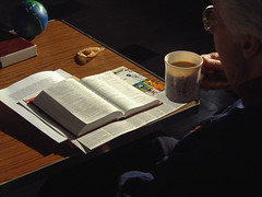 Bible's Big Story - Bible & Coffee - Mar06