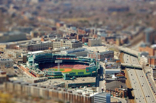 Fenway Park by girlzone41