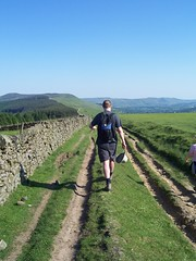 Striding on the Roman Road