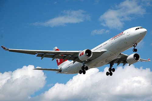 Swiss Air Lines A330-200