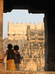 Brihadisvara temple, Tanjore, Tamil Nadu, India