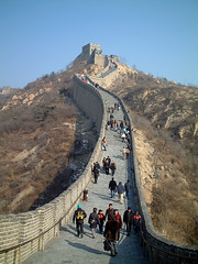 Passage [The Great Wall / Beijing] by d'n'c