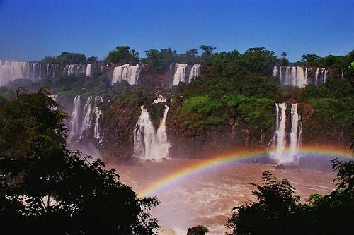 Iguazu Falls, Argentina & Brazil by bridgepix.