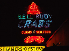 Bell Buoy Crabs