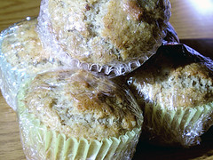 Wrapped Muffins