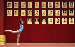Chinese Gymnast