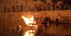 WaterFire Audience