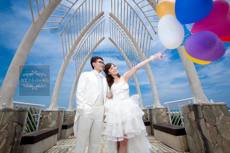 視覺流感攝影工作室|婚紗|禮服|婚攝|新秘|寫真|海外 » 臺北婚紗景點攝影特輯|北海岸三芝石門幸福廣場