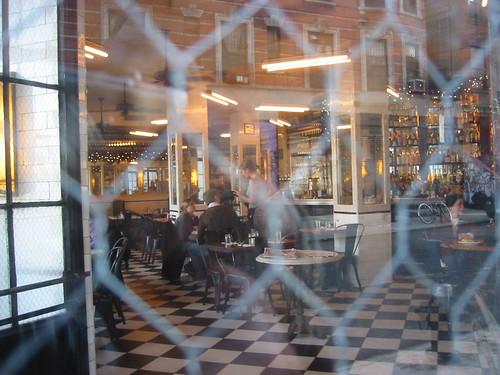 Shillers Liquor Bar, lower Manhattan