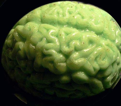 A Twisted Family Tradition ~ The Lime Jello Brain