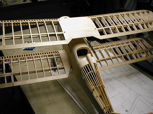 Aeroplace model