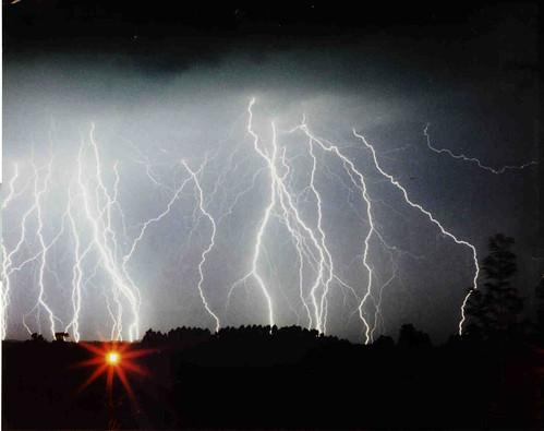 Marden lightning