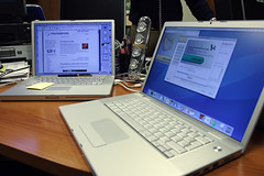 MacBook Pro vs PowerBook G4 bis