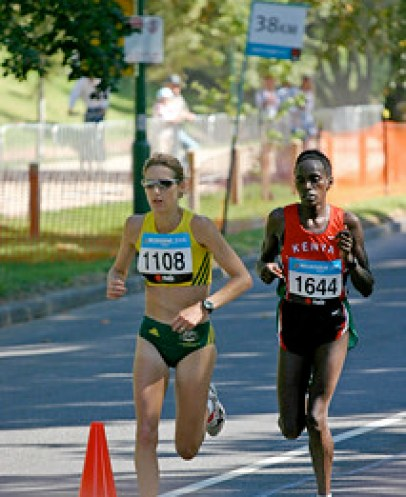 Commonwealth Games marathon events