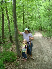 On the Buckeye Trail