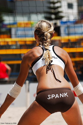 Spank, by Pieter Pieterse @ Flickr