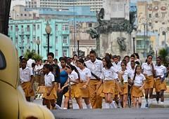 Girls _ boys, gender equality in education (Cuba) - Véronique MAGNIN