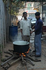 Food preparation for my marriage (Tumkur Ameen) Tags: food india nature environment karnataka mammals ahmed kunigal traditionalfood ameen tumkur hghills ddhills hebbur