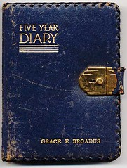 grace broadus diary