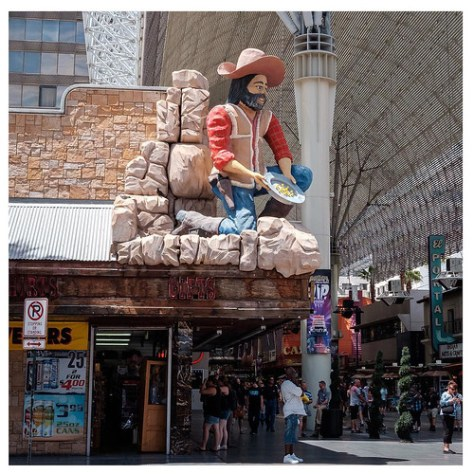 """Old West Prospector Statue • <a style=""""font-size:0.8em;"""" href=""""http://www.flickr.com/photos/150185675@N05/31517963962/"""" target=""""_blank"""">View on Flickr</a>"""