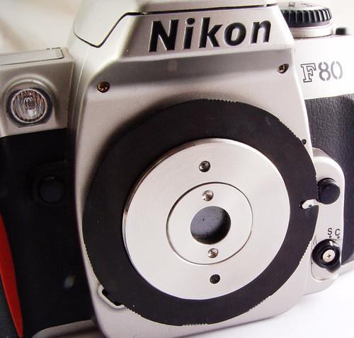 Skink Stainless Steel Pinhole Pancake for SLR cameras