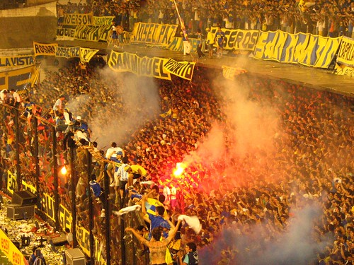 Boca Juniors vs. Pumas by nica*, on Flickr