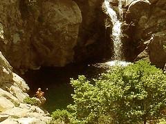 Ikaria 064 (isl_gr (Mnesterophonia)) Tags: mountain waterfall hiking beautyconcealed ikaria  trails replacement greece gorge fairies nas hikingikaria  waterdreams  caria  chalares  wildshots  angelolivada geniiloci chercherlafemme