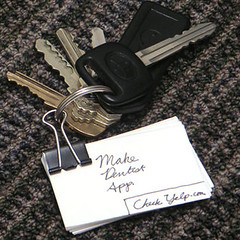 The Hipster PDA Keychain by kadavy, on Flickr