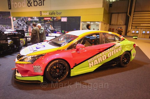 Team Hard at the Autosport International Show 2017