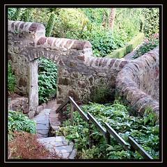 Inverewe Garden Walls