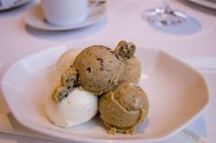 Dessert: Ice Cream Tasting