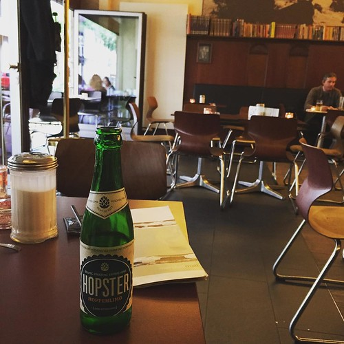 #Hopster #Hopfen #Limo  @ #MarshallBar #0711 #Stuttgart #MarshallMatt