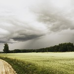 "Am I going to make it? Dark clouds hanging down from the sky. #heaven #sky #rain #summer #fellingsbro #nyckelby #green #sweden #visitsweden #landet #sommar #regn #moln #thunder #åska <a style=""margin-left:10px; font-size:0.8em;"" href=""http://www.flickr.com/photos/131645797@N05/19637652881/"" target=""_blank"">@flickr</a>"