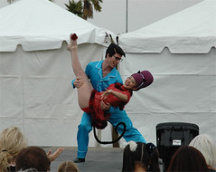 Shag Dancers