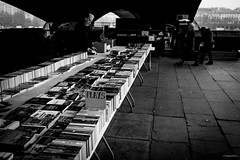 London Dec 2016 - Southbank Book Market