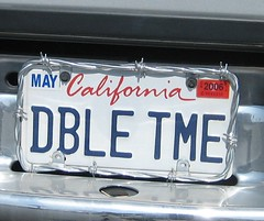 DOUBLE TIME [DBLE TME]