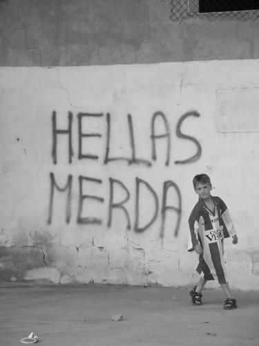 Hellas merda no. 1